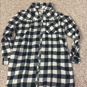 Forever 21 Los Angeles flannel